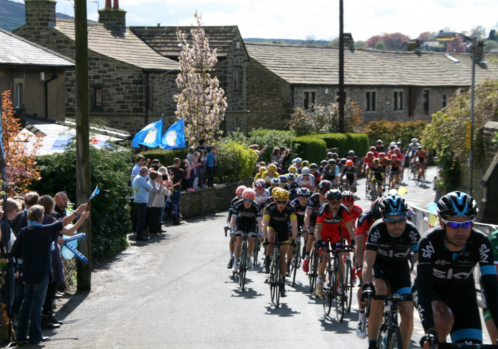 Tour De Yorkshire 3rd May 2015